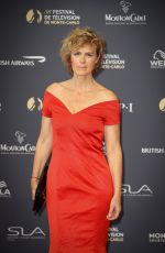 ANNE RICHARD at 58th International Television Festival Opening Ceremony in Monte Carlo 06/15/2018