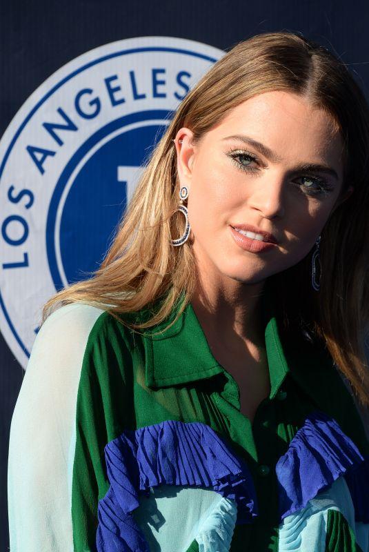 ANNE WINTERS at 2018 LA Dodgers Foundation Blue Diamond Gala in Los Angeles 06/11/2018