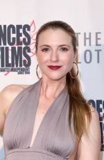 ANNIE CAVALERO at An American in Texas West Coast Premiere in Los Angeles 06/11/2018