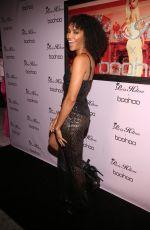 ANNIE ILONZEH at Boohoo x Paris Hilton Launch Party in Los Angeles 06/20/2018
