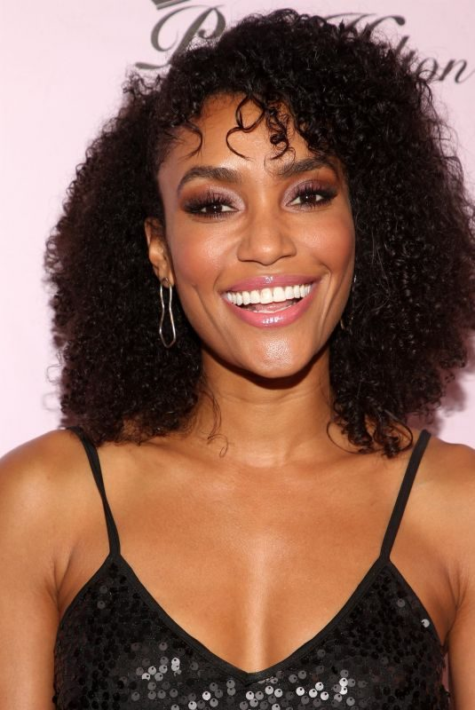 ANNIE ILONZEH at Boohoo x Paris Hilton Launch Party in Los Angeles 06/20/2018
