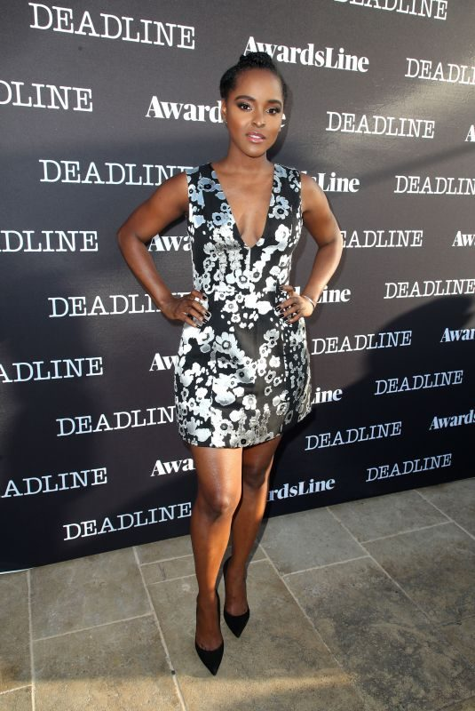 ANTOINETTE ROBINSON at Deadline Emmy Season Kickoff in Los Angeles 06/04/2018
