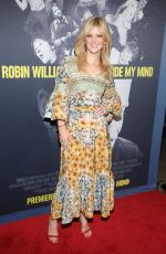 ARDEN MYRIN at Robin Williams: Come Inside My Mind Documentary Premiere in Los Angeles 06/27/2018