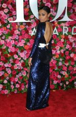 ARIANA DEBOSE at 2018 Tony Awards in New York 06/10/2018