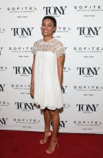 ARIANA DEBOSE at Tony Honors Cocktail Party in New York 06/04/2018
