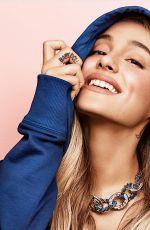 ARIANA GRANDE for Vogue Magazine, UK July 2018