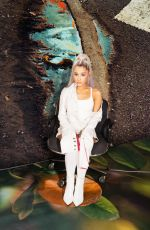 ARIANA GRANDE in The Fader, Summer 2018 Issue
