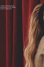 ARIANA GRANDE in Vogue Magazine, UK July 2018