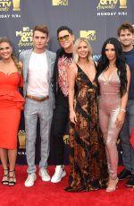 ARIANA MADIX at 2018 MTV Movie and TV Awards in Santa Monica 06/16/2018