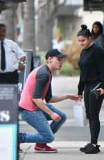 ARIEL WINTER and Levi Meaden Out in Studio City 06/16/2018