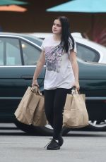 ARIEL WINTER at Grocery Shopping in Los Angeles 06/17/2018