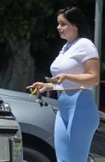 ARIEL WINTER at Grocery Shopping in Los Angeles 06/28/2018