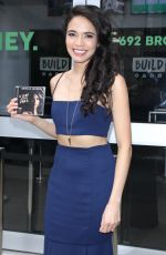 ARIELLE JACOBS at Build Series in New York 06/15/2018