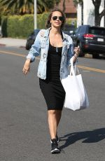 ARIELLE KEBBEL Out Shopping in Beverly Hills 06/07/2018