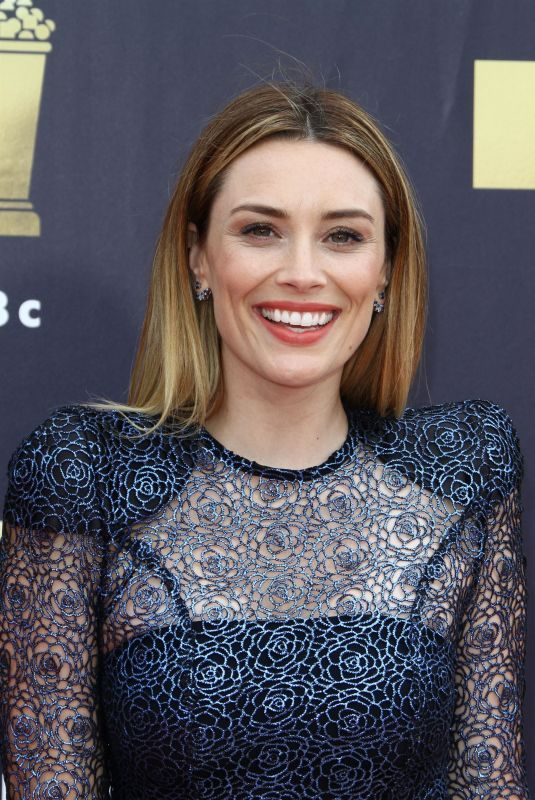 ARIELLE VANDENBERG at 2018 MTV Movie and TV Awards in Santa Monica 06/16/2018