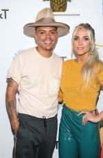 ASHLEE SIMPSON at Iheartradio Wango Tango by AT&T in Los Angeles 06/02/2018