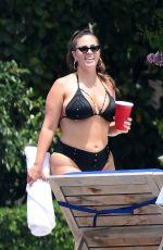ASHLEY GRAHAM in Bikini in Miami 06/03/2018