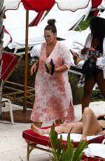 ASHLEY GREHAM at a Pool in Miami Beach 06/02/2018