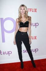 ASHLEY HAAS at Set It Up Specials Screening in New York 06/12/2018