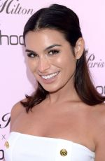 ASHLEY IACONETTI at Boohoo x Paris Hilton Launch Party in Los Angeles 06/20/2018