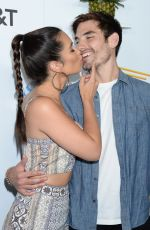 ASHLEY IACONETTI at Iheartradio Wango Tango by AT&T in Los Angeles 06/02/2018