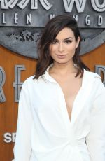 ASHLEY IACONETTI at Jurassic World: Fallen Kingdom Premiere in Los Angeles 06/12/2018