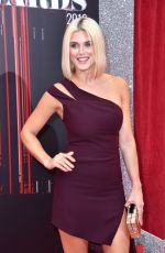 ASHLEY JAMES at British Soap Awards 2018 in London 06/02/2018