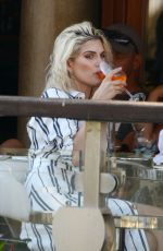 ASHLEY JAMES Out in Venice 06/18/2018