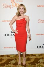 ASHLEY JONES at Step Up Inspiration Awards 2018 in Los Angeles 06/01/2018