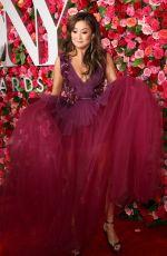 ASHLEY PARK at 2018 Tony Awards in New York 06/10/2018