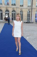 AXELLE LAFFONT at Longines Charity Gala in Paris 06/02/2018