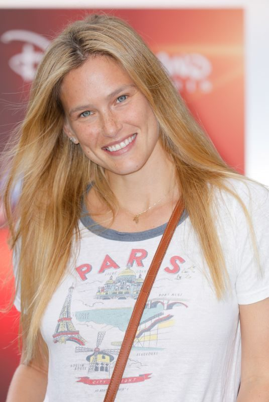 BAR REFAELI at Marvel Summer of Super Heroes Opening at Disneyland in Paris 06/09/2018