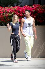 BASKIN CHAMPION Out in Los Angeles 06/01/2018