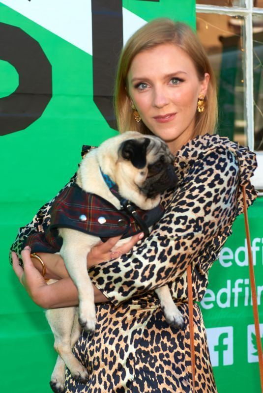 BEATTIE EDMONDSON at Patrick Photocall at 72nd Edinburgh International Film Festival 06/28/2018