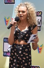 BECCA DUDLEY at Isle of MTV Press Conference in Malta 06/27/2018