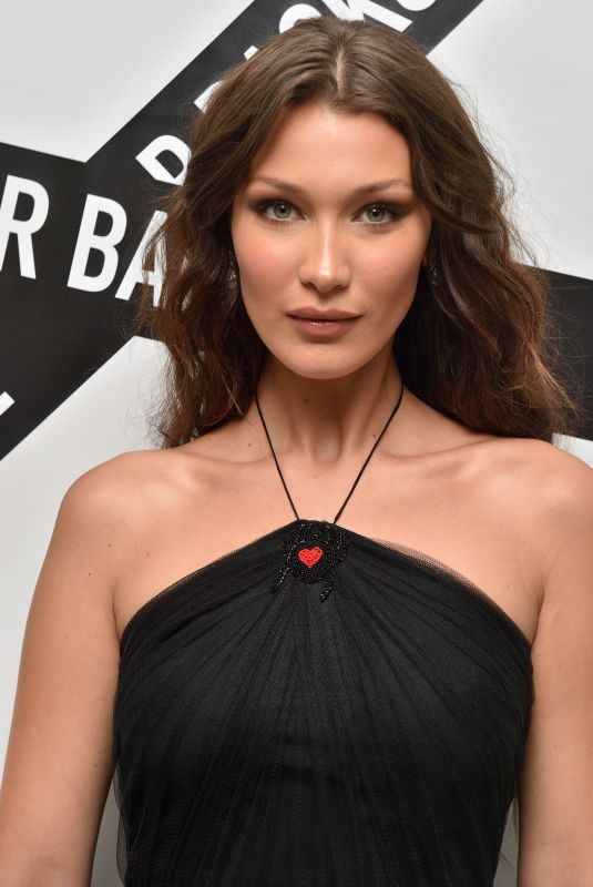 BELLA HADID at Dior Backstage Collection Dinner in New York 06/07/2018