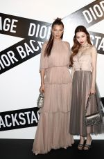 BELLA HADID at Dior Backstage Launch Party in Seoul 06/11/2018