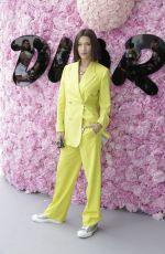 BELLA HADID at Dior Homme Spring/Summer Fashion Show in Paris 06/23/2018