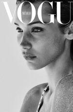 BELLA HADID for Vogue Magazine, Mexico  2018