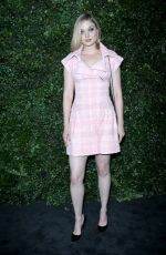 BELLA HEATHCOTE at Chanel Dinner Celebrating Our Majestic Oceans in Malibu 06/02/2018