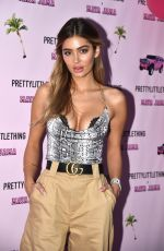 BELLE LUCIA at Prettylittlething x Maya Jama Launch Party in London 06/25/2018
