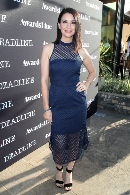 BETH DOVER at Deadline Emmy Season Kickoff in Los Angeles 06/04/2018