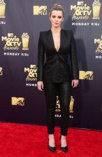 BETTY GILPIN at 2018 MTV Movie and TV Awards in Santa Monica 06/16/2018