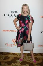 BEVERLEY MITCHELL at Step Up Inspiration Awards 2018 in Los Angeles 06/01/2018