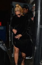 BEYONCE KNOWLES Leaves Arts Club in London 06/21/2018