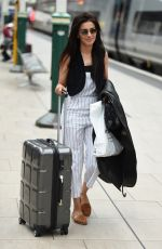 BHAVNA LIMBACHIA at Manchester Piccadilly Train Station 06/02/2018