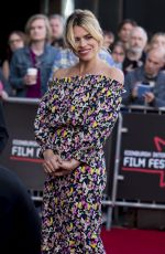 BILLIE PIPER at Two for Joy Premiere at Edinburgh International Film Festival 06/23/2018