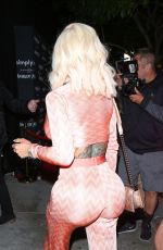BLAC CHYNA at Launch of Amber Rose Simply Be Collection 06/20/2018
