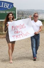 BLANCA BLANCO Supports Family