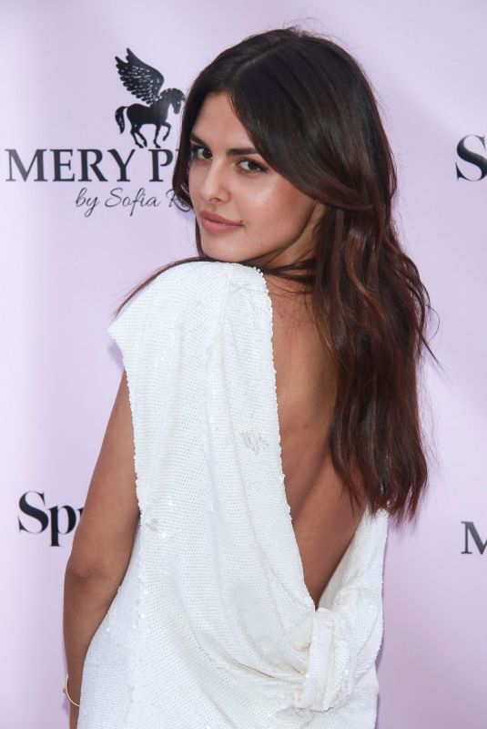 BO KRSMANOVIC at Mery Playa by Sofia Resing Launch in New York 06/20/2018